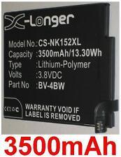 Batterie 3500mAh type BV-4BW Pour NOKIA Lumia 1520
