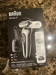 BRAUN Series 7 7071cc Electric Shaver Wet/Dry Precision Trimmer - New!!! (CR)