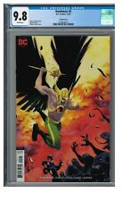 Hawkman #5 (2018) Scalera Variant CGC 9.8 White Pages GG251