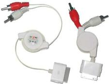STEREO LINK FOR IPOD (retractable)