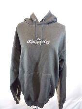Park City Utah Women's Medium Gray Hooded Sweatshirt Long Sleeve Hoodie Champion