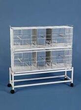 Bellas Bungalow Breeding Bird Cage - Many Size and Cage Options!