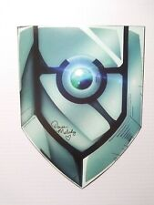 Anime Expo 2019 The Rising of Shield Hero Cosplay CardBoard Shield Prop Signed