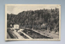Ansichtskarte BAHNHOF RENTZSCHMÜHLE um 1927