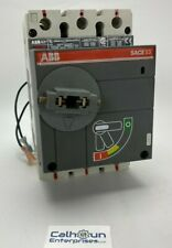 ABB S3H Sace S3 Molded Case Circuit Breaker 225A 3POLE 480VAC 500VDC *WARRANTY*