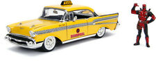 Marvel Deadpool & Taxi (1957 Chevy Bel-Air) (Toy New)