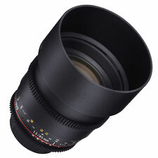 Samyang DSLR Camera Lens for Sony