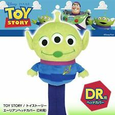 Toy Story Alien H-291 Head cover for Driver 19at Lite Golf Japan