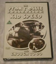 DVD THE STAN & OLLIE COLLECTION KID SPEED AND ENOUGH TO DO 2003
