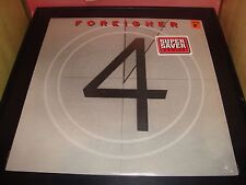 "Foreigner 4 12"" Vinyl Record Album SD 16999 NM Condition 1981 URGENT Rock Album"