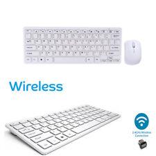 KIT MINI TASTIERA E MOUSE WIRELESS PER PC 2.4GHz WIFI KEYBOARD USB SENZA FILI
