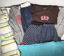 Girls Sz 8 Clothes Lot 8pc Pants Skirts Shirts Shorts Romper DKNY & Mixed Brands