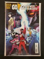 GO GO Power Rangers #20 BOOM! NM Comics Book