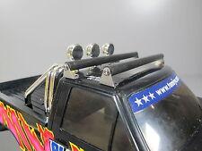 13cm Exterior Roof Bike Rack set Tamiya 1/10 Toyota F 350 Bruiser Juggernaut
