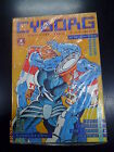 CYBORG n° 3 - STAR COMICS - 1991 - IN BLISTER