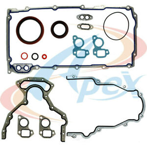 Engine Conversion Gasket Set-VIN: W, Natural Apex Automobile Parts ACS3071