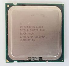 Intel Core 2 Quad Q6600 2.4 GHz QUAD SOCKET 775 CPU SLACR GREAT VALUE PROCESSOR