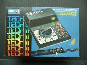 MRC TECH II Rail Power 1500 Model Train Control Transformer HO & N  Scale