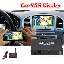 Auto Car A/V WIFI Box Converter Airplay Miracast For Smart Phone E9F1