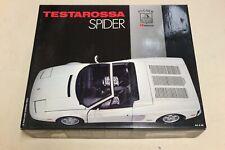 Pocher Rivarossi kit 1/8 scale FERRARI TESTAROSSA SPIDER K52 1:8