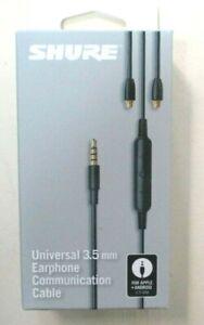 Shure Universal 3.5mm Earphone Communication Cable RMCE-UNI