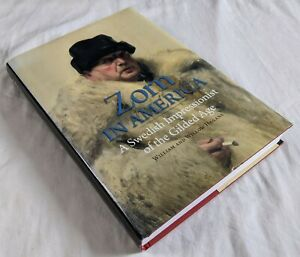 Anders ZORN IN AMERICA by William & Willow Hagans HC DJ 1st/ 1st 2009 NF