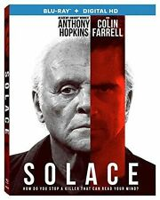 Solace with Anthony Hopkins, Colin Farrell (Blu-ray Disc, 2017, Digital HD Copy)