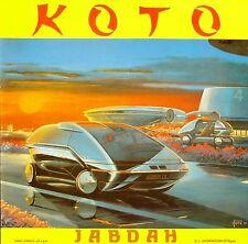"""12"""" Maxi - Koto - Jabdah - B639 - washed & cleaned"""