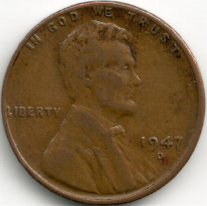 USA - 1947-D - Lincoln Wheat Ears Reverse Cent (1)