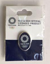 2020 Olympic Games Tokyo Original OFFICIAL Dark Blue PIN in Original Package NEW