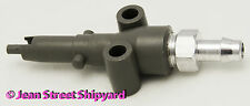 Boat Mercury Mariner Outboard Motor Fuel Connector Fitting Male 3/8 barb 20581