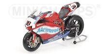 MINICHAMPS 122 052236 DUCATI 999 F04 diecast model bike G Lavilla BSB Chp05 1:12