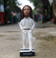 John Lennon mini figure  miniature Abbey road Theme