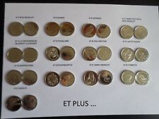 AU CHOIX - 1 Pièce coin jeton HARRY POTTER neuve / POUR ALBUM CLASSEUR GRINGOTTS