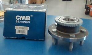 513202 - Wheel Bearing and Hub Assembly, Front