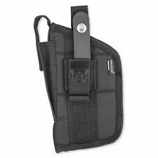 Bulldog Gun Holster With Magazine Pouch For Sig Sauer P320RX Full Size W/Laser
