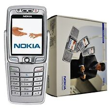 New Nokia E70-1 64MB Silver Factory Unlocked Collectors Item 3G GSM SIM-Free