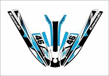 kawasaki 550 sx js 300 400 440 jet ski graphics pwc stand up jetski racing blue