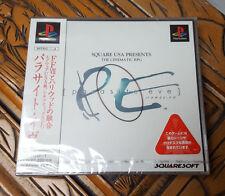 New - Parasite Eve (Sony PlayStation 1, 1999) - NTSC-J