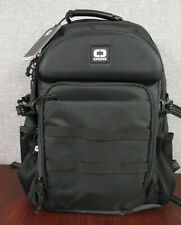 """NEW Ogio Alpha Prospect Backpack 17"""" Laptop Compartment Fully Loaded, Black"""