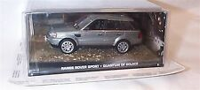 James Bond Range Rover Sport Quantum of Solice New in sealed pack