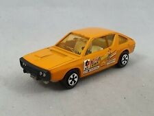 Majorette Renault 17 TS Nr. 260 1:56 orange