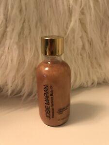 Josie Maran Moroccan Radiance Body Oil Rose Gold Radiance + Creme Brulee Sealed.