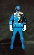 S.P.D. Tokusou Sentai Dekaranger Dekarenjā Blue Power Ranger Key Bandai