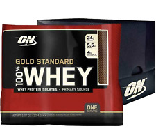 Optimum Nutrition Gold Standard Whey Protein Sachets 24 x 30g