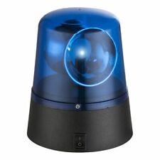 Police Tischleuchte LED Polizei-Licht Blau