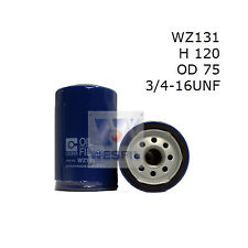 WESFIL OIL FILTER FOR Toyota Supra  3.0L 1986-1990 WZ131