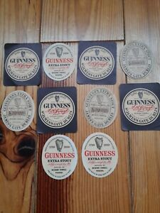 Vintage Irish Guinness Labels