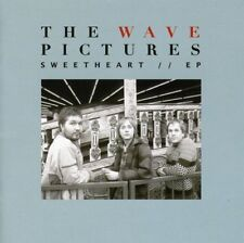 The Wave Pictures - Sweetheart EP CD NEW/SEALED