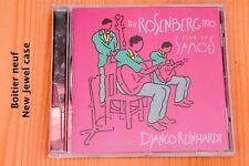 Rosenberg Trio - Live in Samois  Tribute to Django Reinhardt - 16T Boit neuf- CD